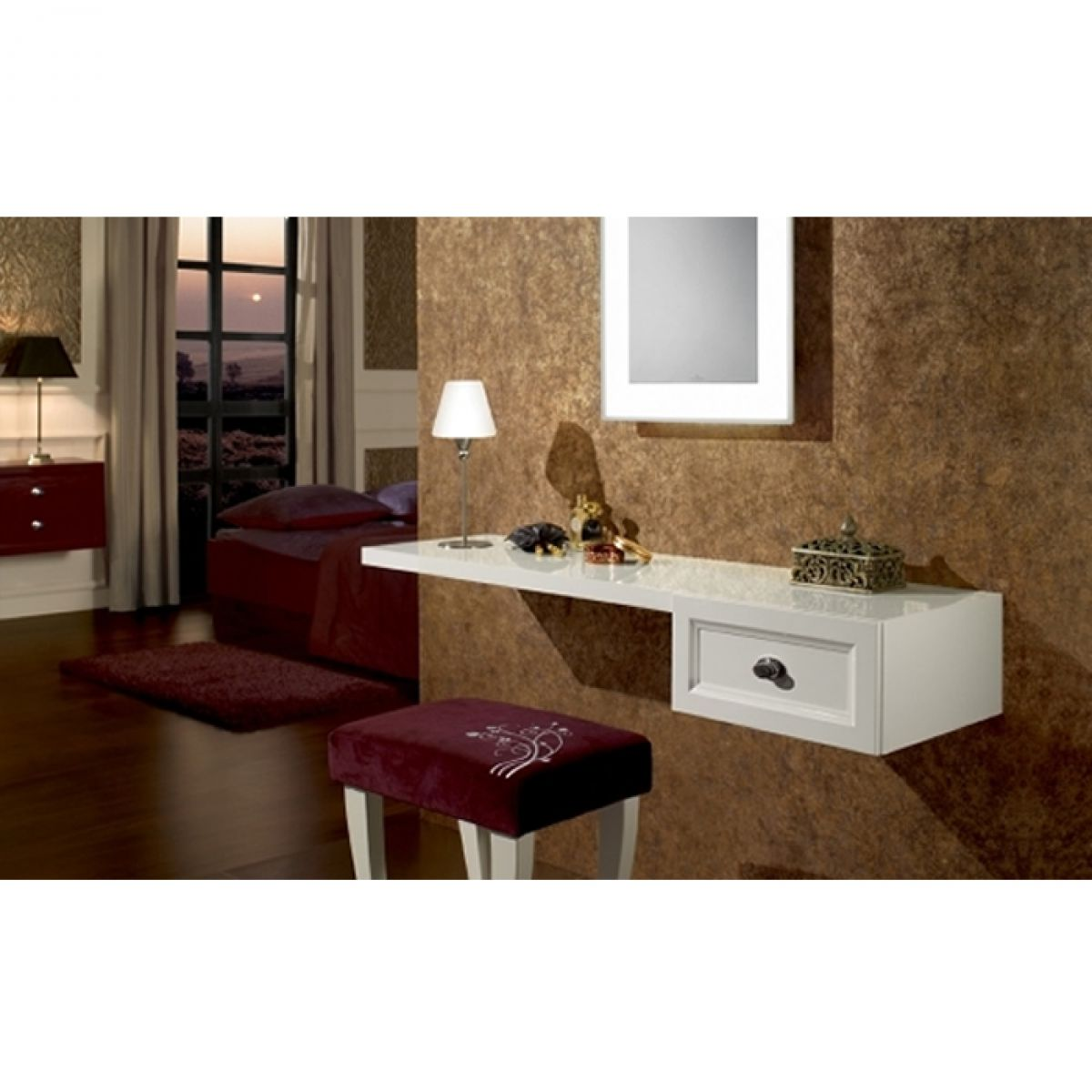 Villeroy Amp Boch La Belle Dressing Table A588 Uk Bathrooms