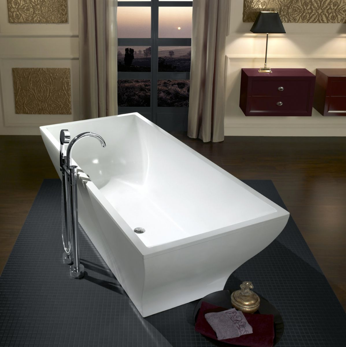 villeroy boch la belle freestanding bath - Villeroy And Boch Baths