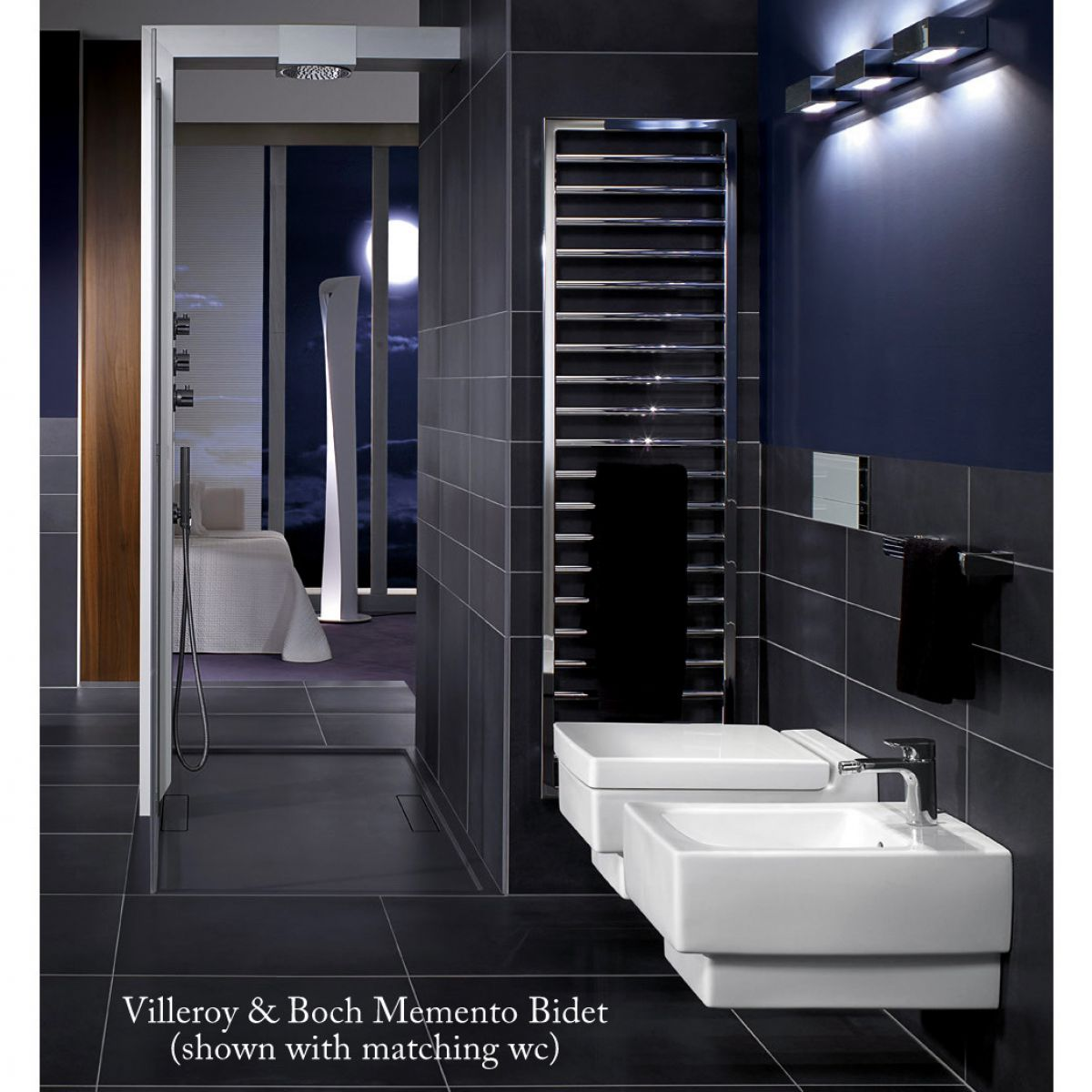 villeroy boch memento bidet uk bathrooms. Black Bedroom Furniture Sets. Home Design Ideas