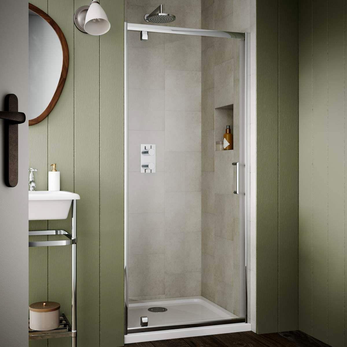 Sommer 6 Pivot Shower Door