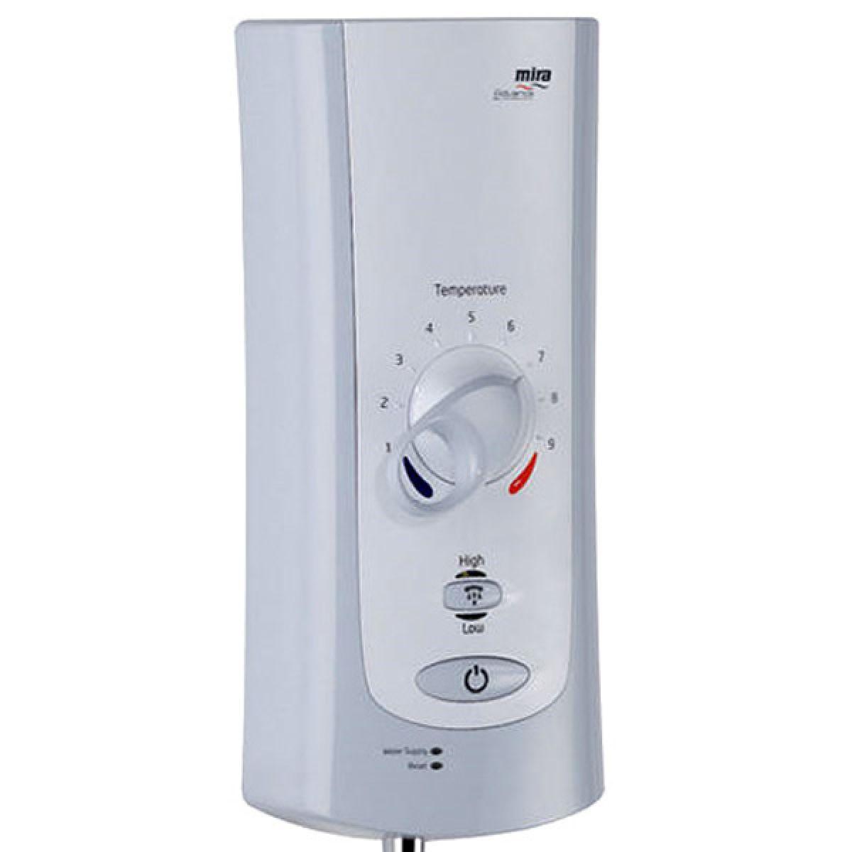 Mira Advance Atl Flex Electric Shower Uk Bathrooms