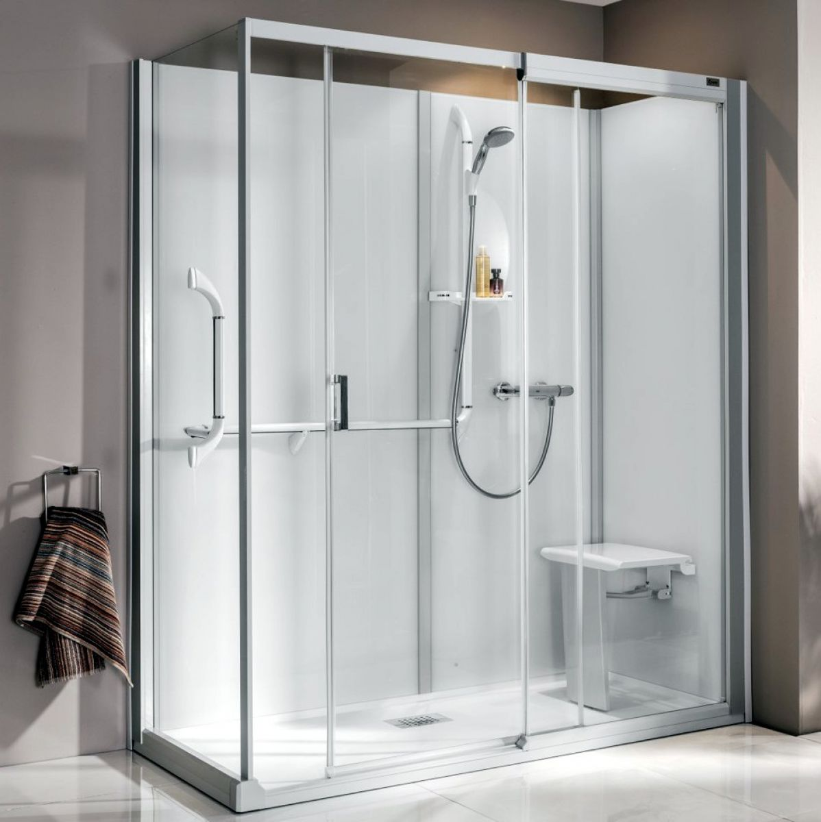 Kinedo Kinemagic Serenity+ Complete Shower Cubicle : UK Bathrooms
