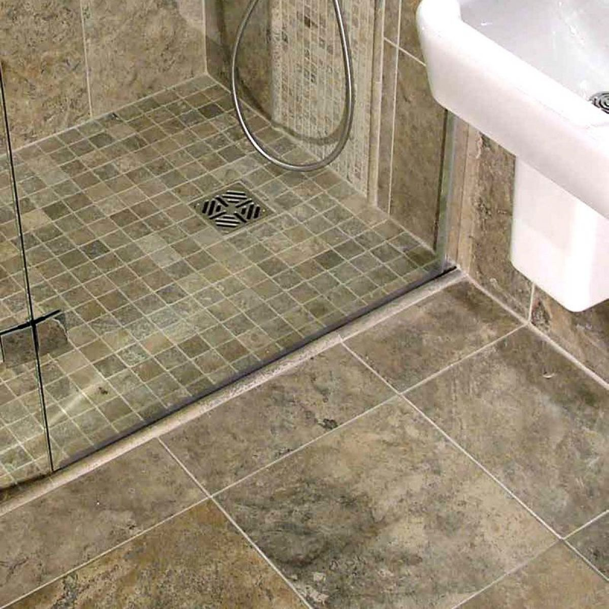 Natural Stone Bathroom Tiles Uk Image Of Bathroom And Closet