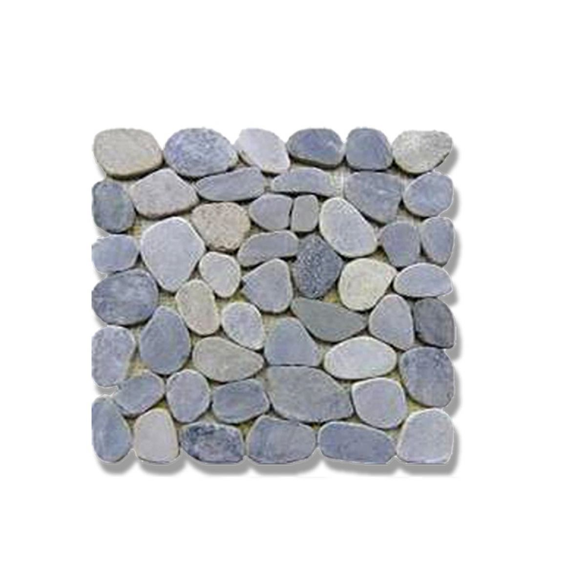 Abacus Natural Stone Pebble Tile 30 5 X 5cm