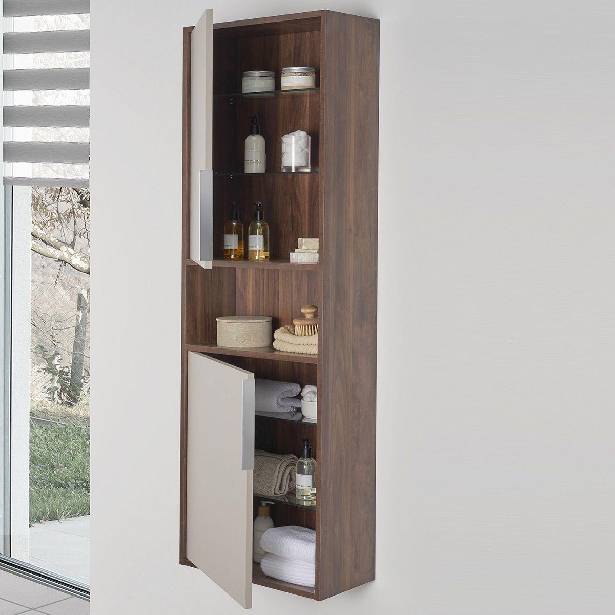 Vitra Integra Tall Unit Storage Cabinet Uk Bathrooms