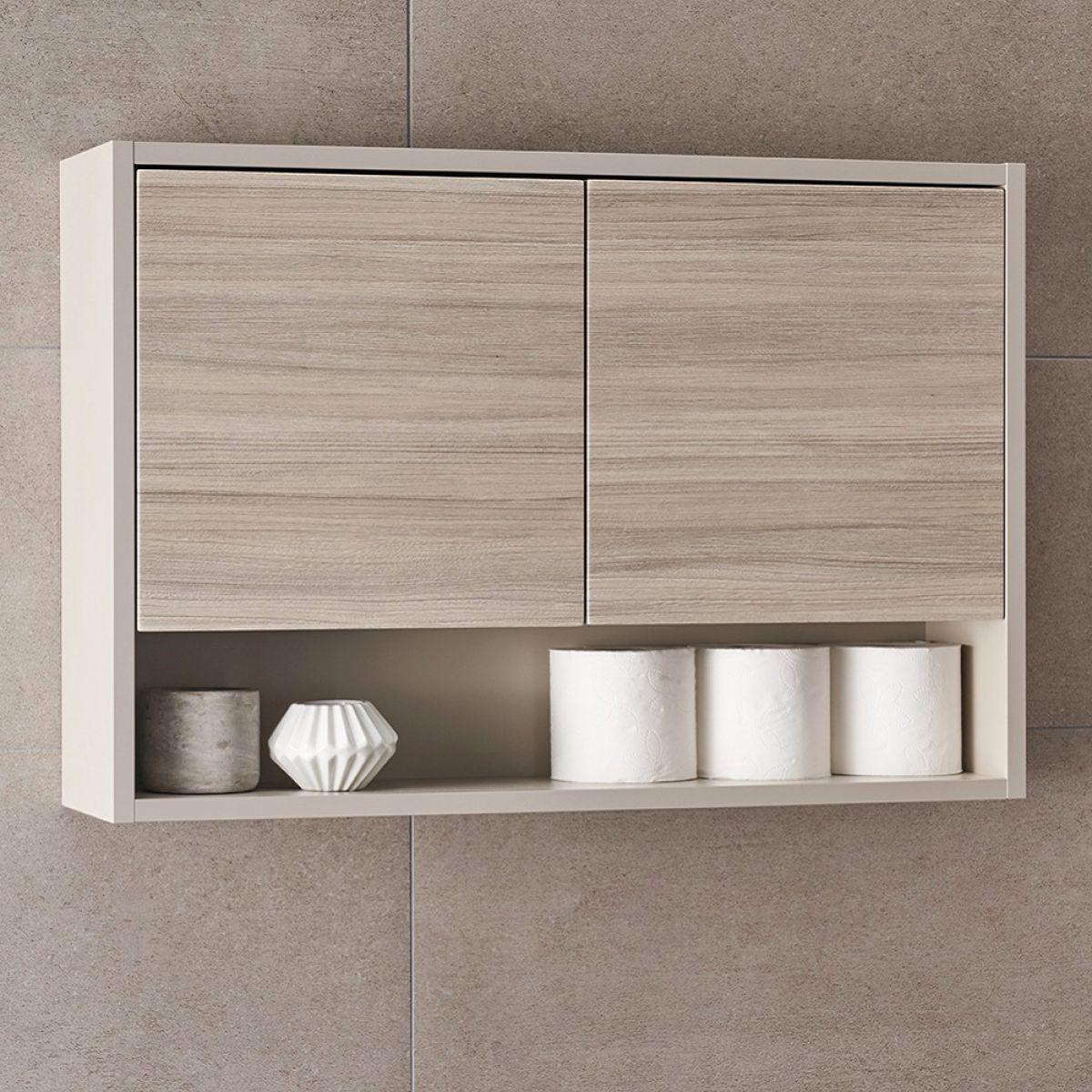 Vitra Integra Upper Wall Cabinet Uk Bathrooms