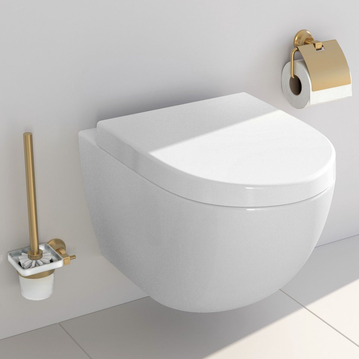 Vitra Sento Wall Hung Toilet Uk Bathrooms