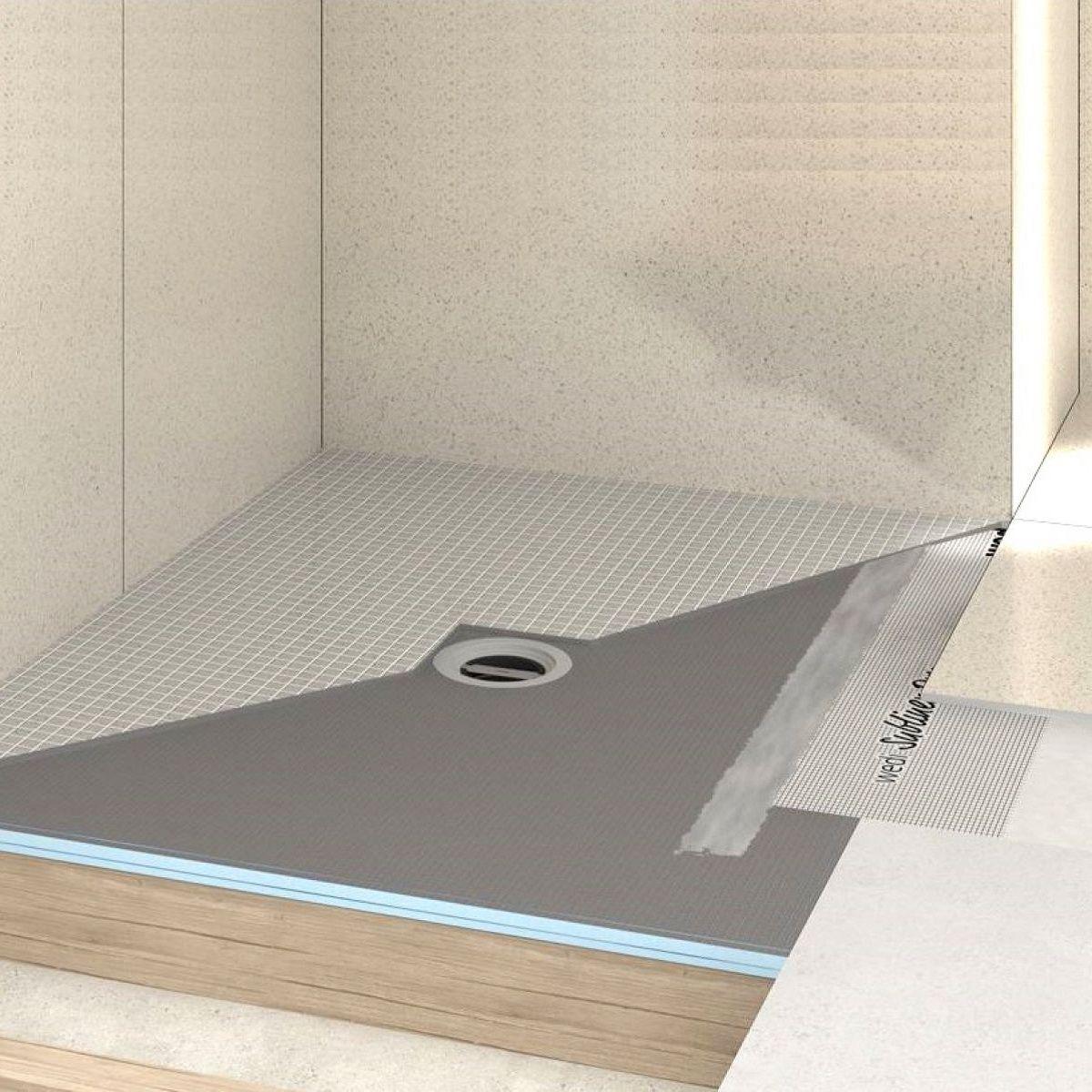wedi fundo ligno shower base uk bathrooms. Black Bedroom Furniture Sets. Home Design Ideas