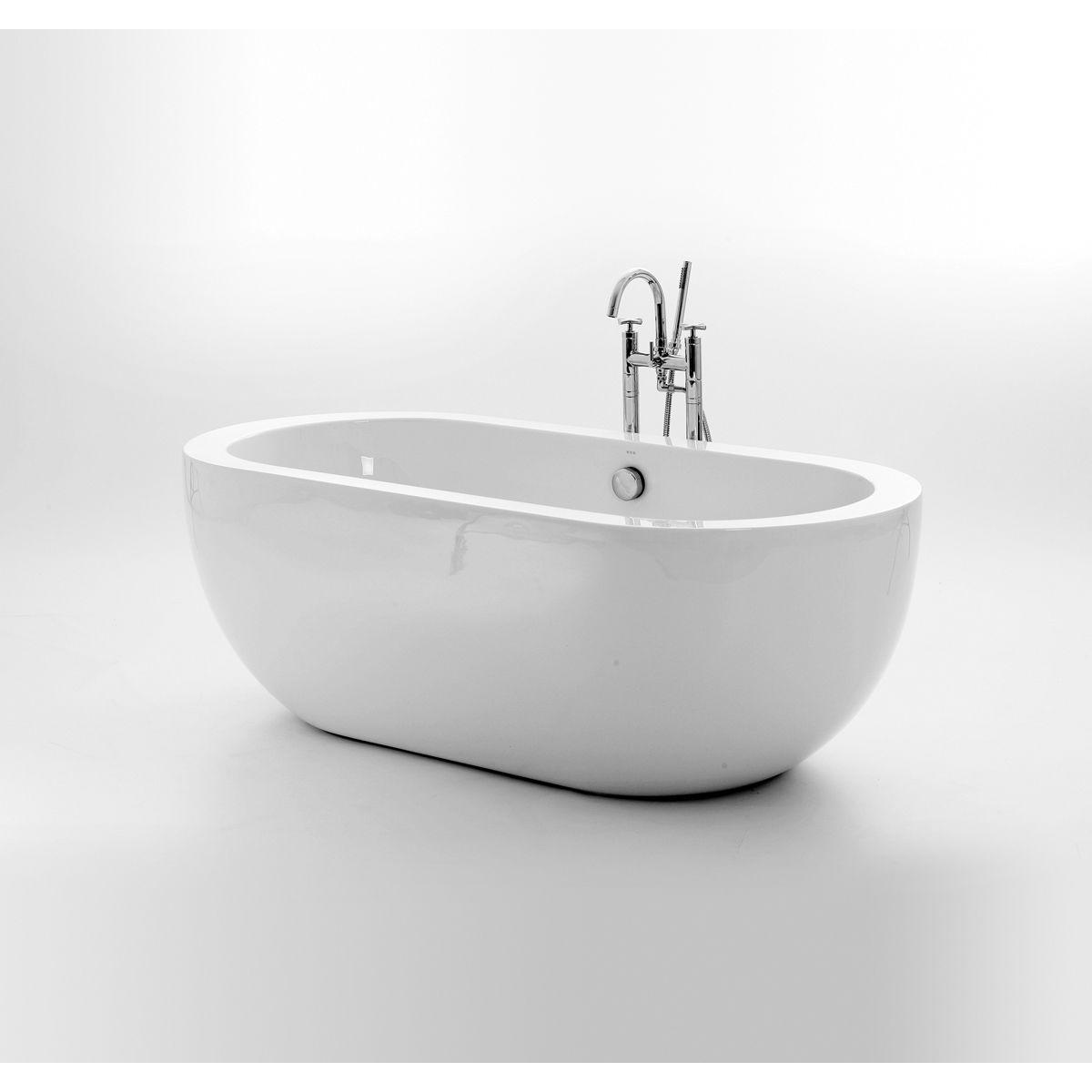 Royce Morgan Bolton Freestanding Bath UK Bathrooms