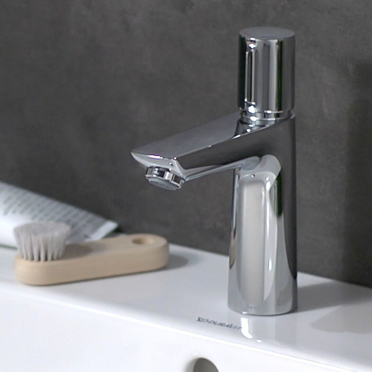 Extrem hansgrohe Talis Select E 110 Basin mixer : UK Bathrooms EA95