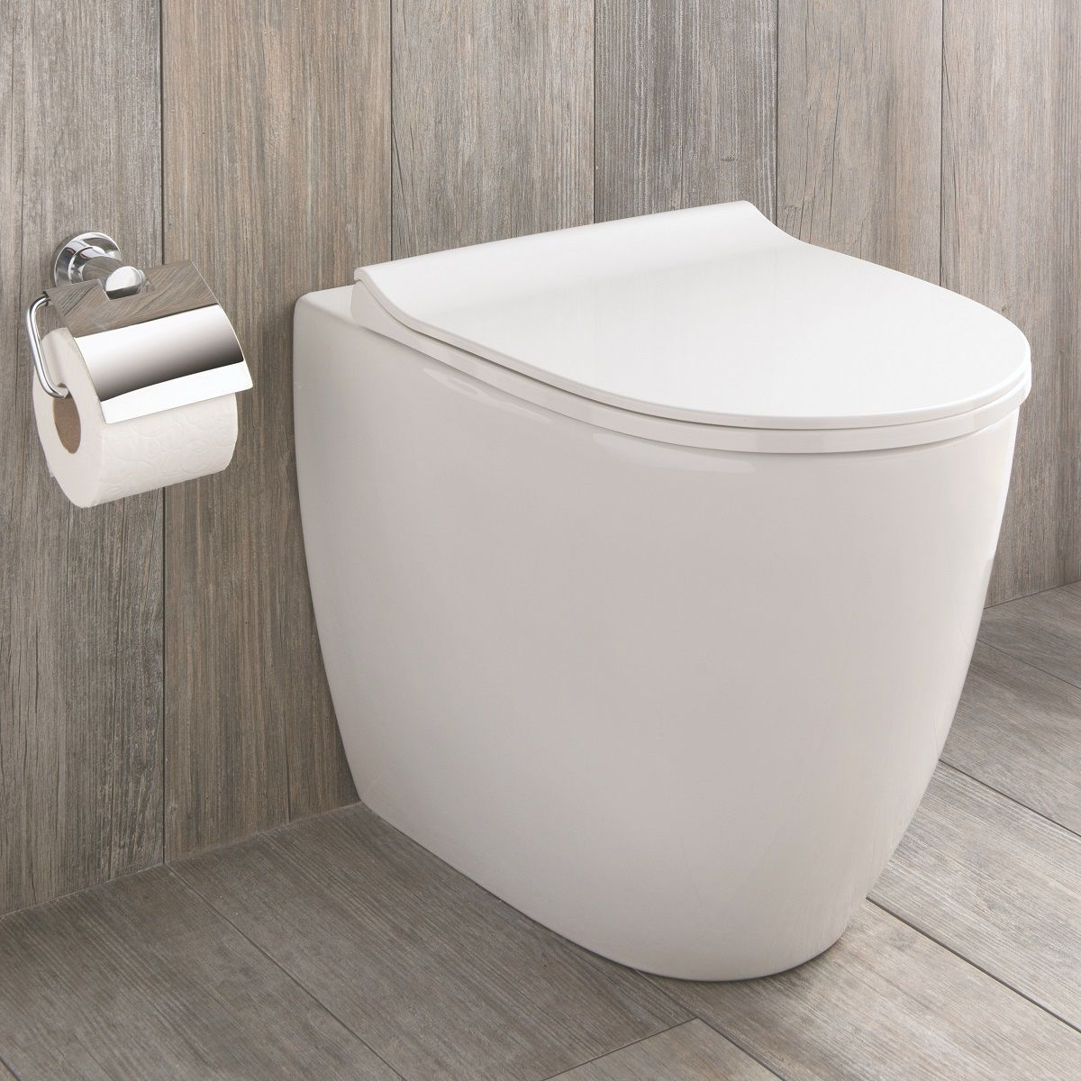 Vitra Sento Back To Wall Toilet Uk Bathrooms