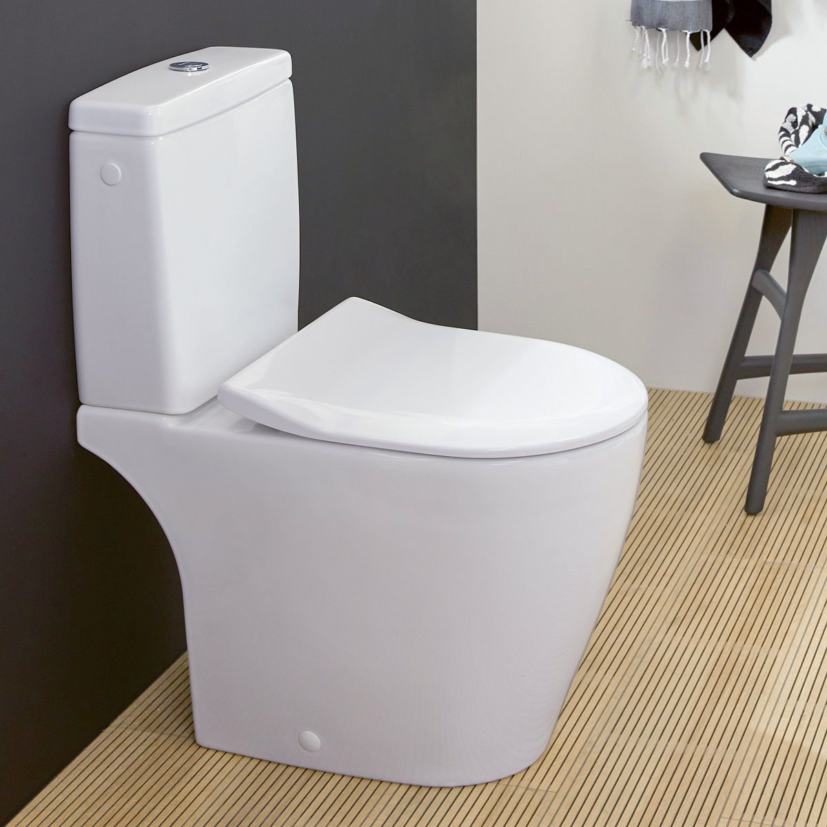 Villeroy And Boch Avento Rimless Close Coupled Wc Uk