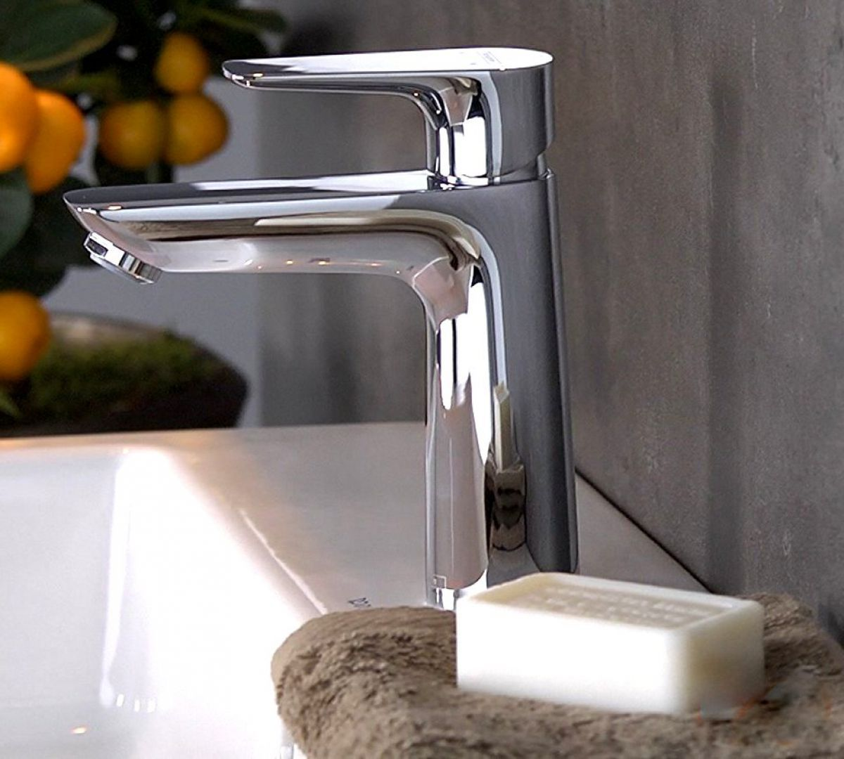Extrem Hansgrohe Talis E Single Lever Basin Mixer 110 with CoolStart : UK QY34