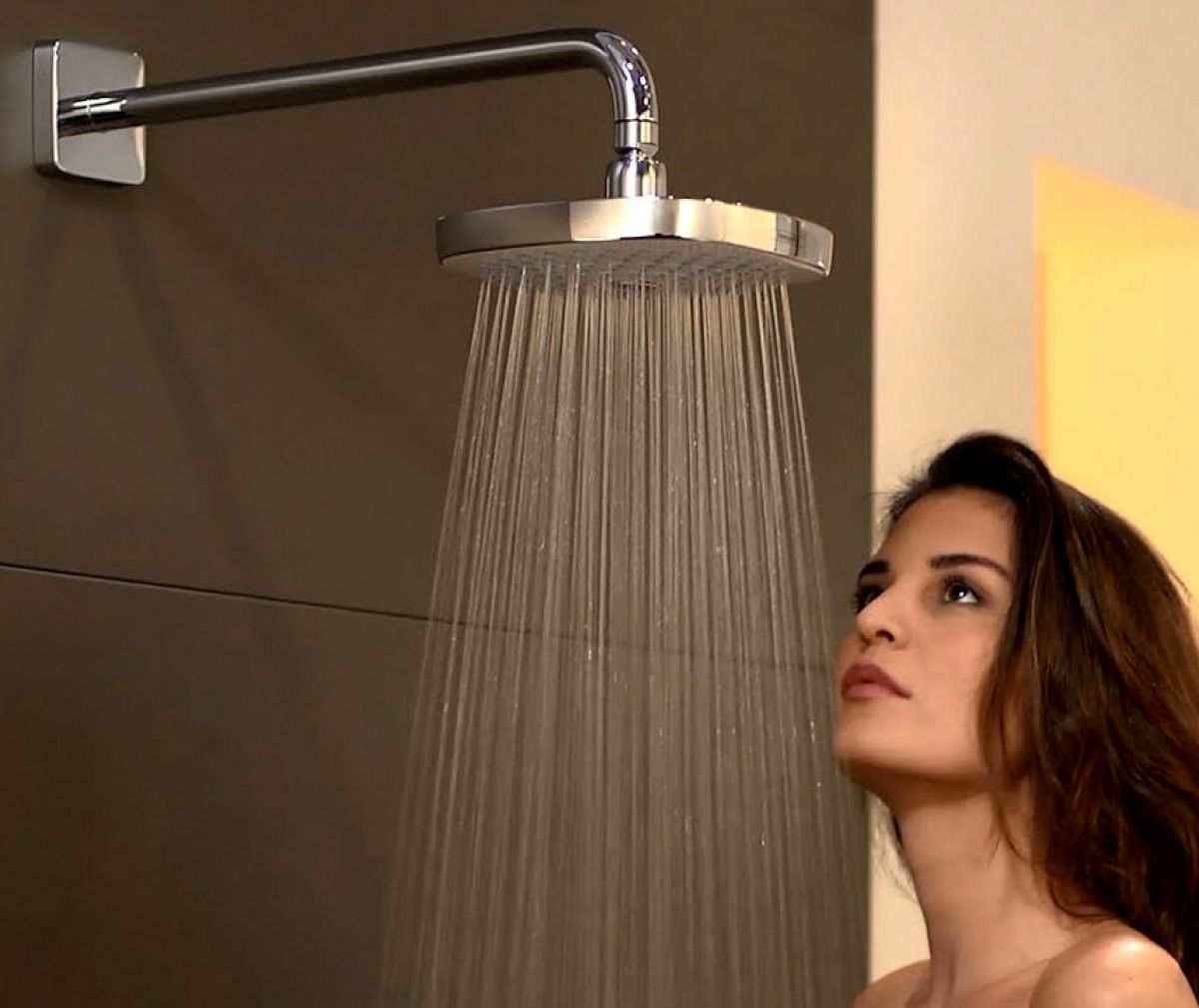Bevorzugt Hansgrohe Croma Select E 180 Overhead Shower : UK Bathrooms ZE89