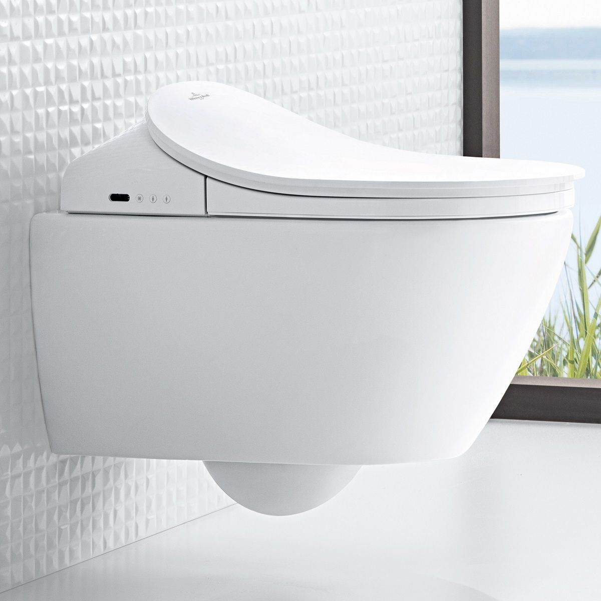Villeroy En Boch Toilet.Villeroy And Boch Viclean L Shower Toilet