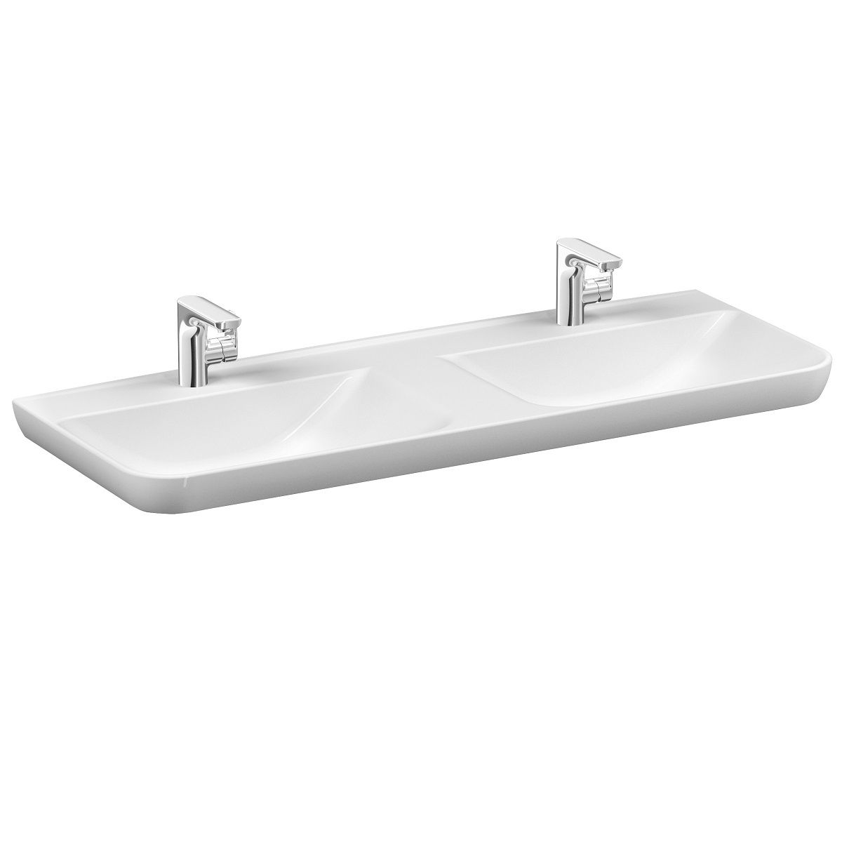 Vitra Sento Large Double Basin Uk
