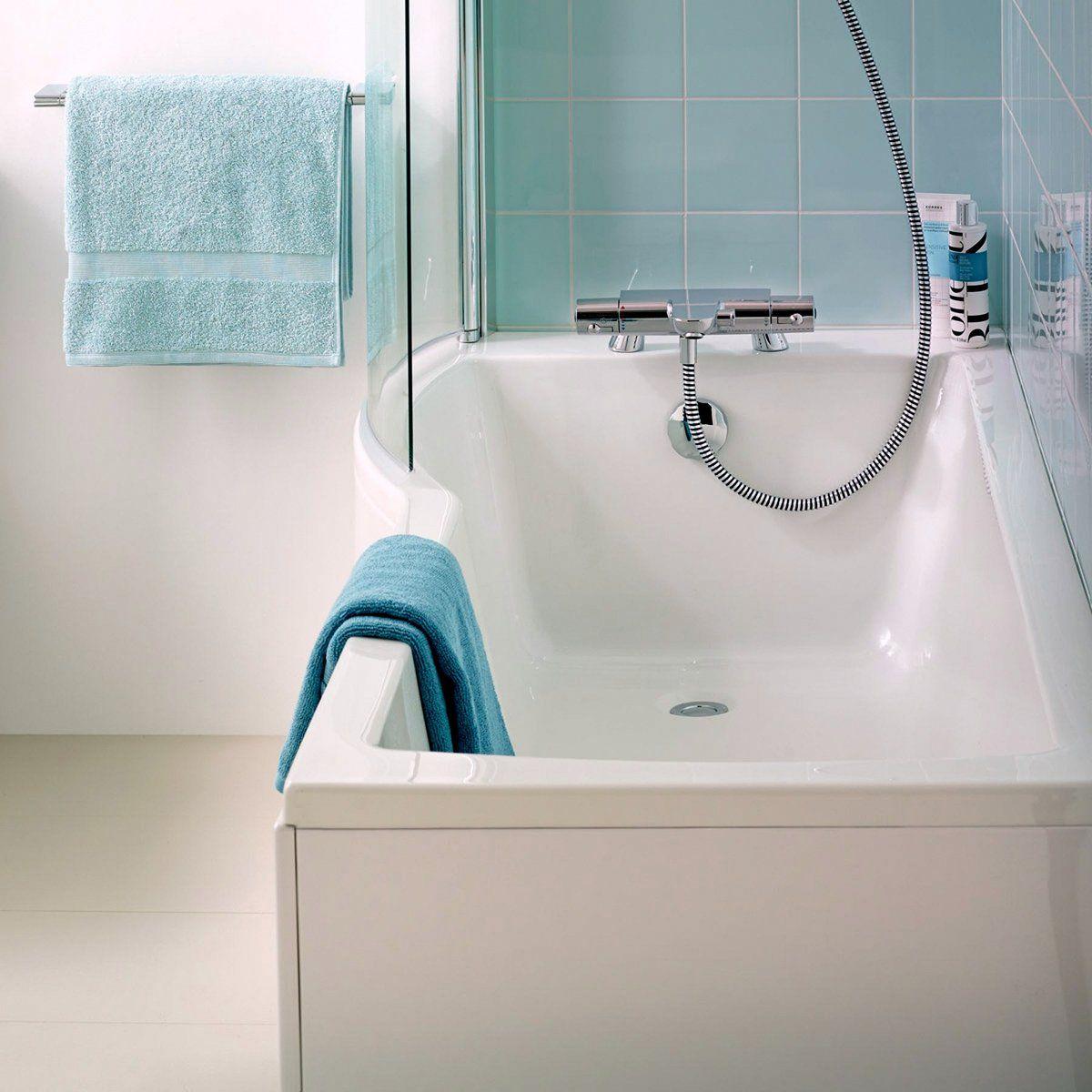 Ideal Standard Tempo Arc Idealform Shower Bath : UK Bathrooms
