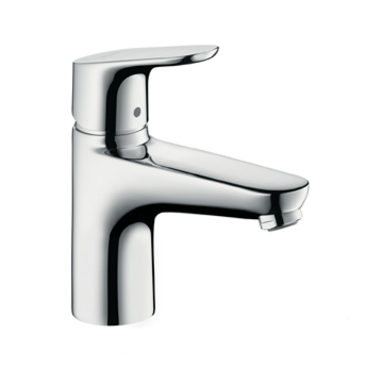 hansgrohe focus monotrou single lever bath mixer uk. Black Bedroom Furniture Sets. Home Design Ideas