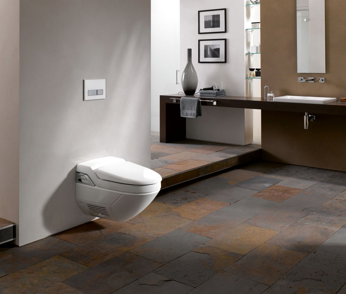 geberit aquaclean 8000 plus shower toilet uk bathrooms. Black Bedroom Furniture Sets. Home Design Ideas