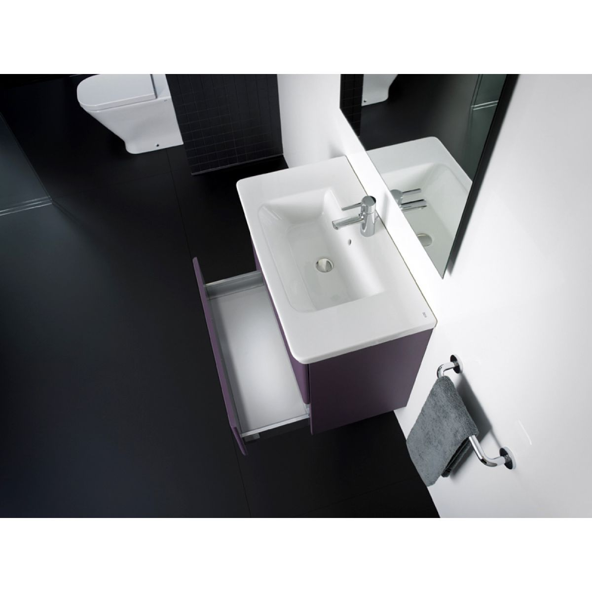Roca Bathroom Accessories Roca The Gap N Unik Base Unit With Basin Uk Bathrooms