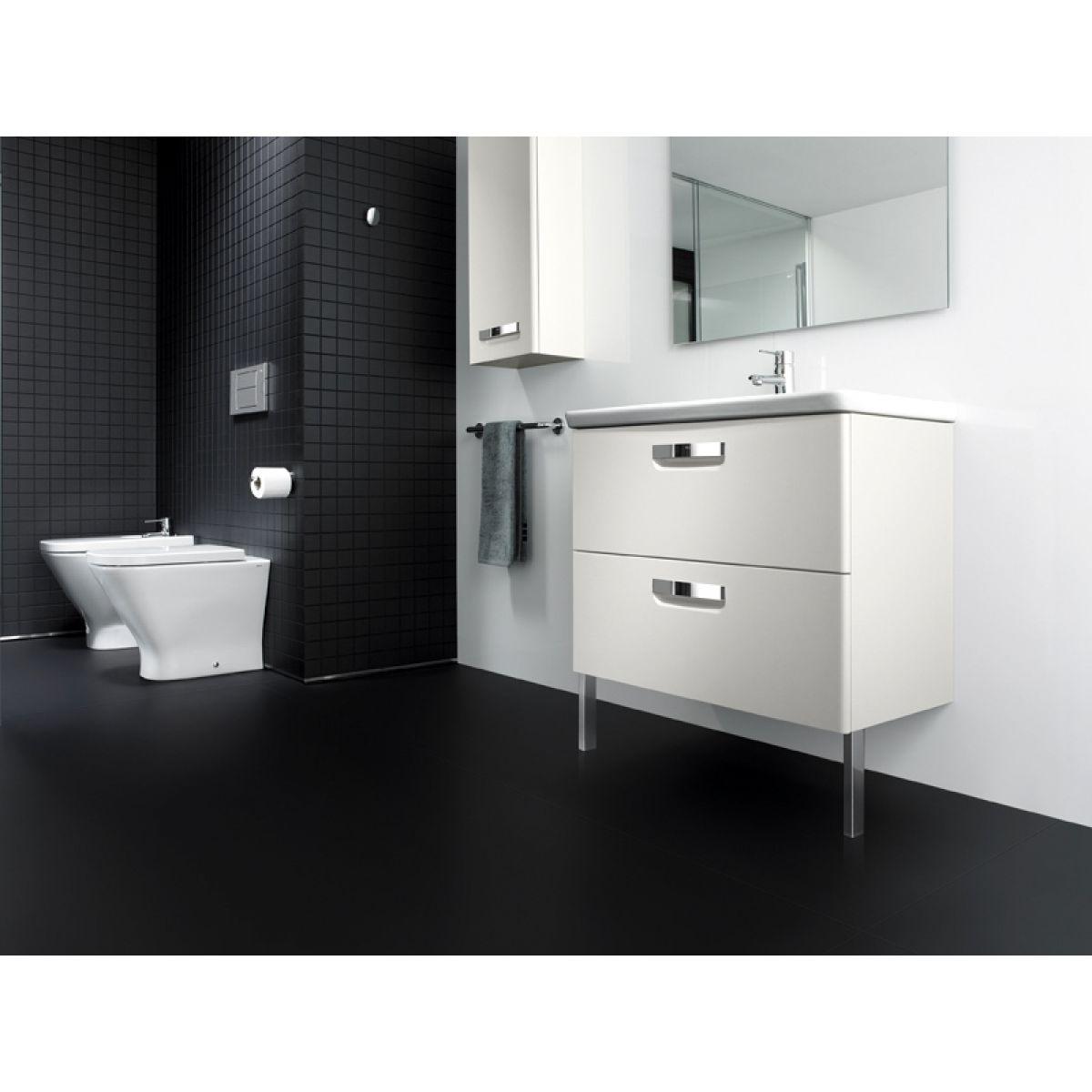 Roca The Gap N Unik Base Unit With Basin Uk Bathrooms