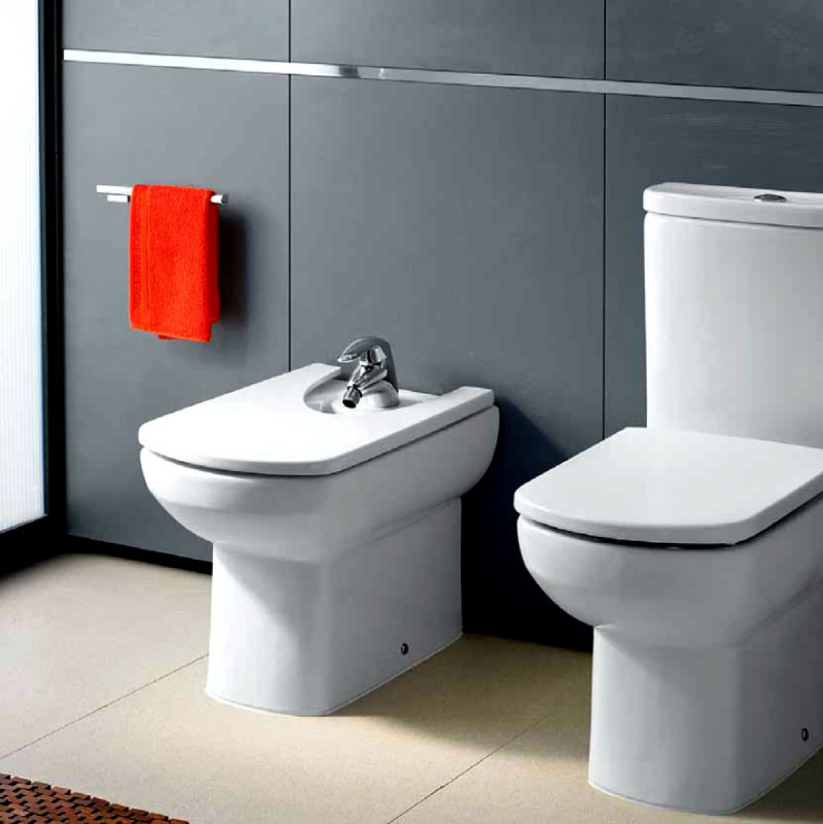 roca senso compact eco close coupled toilet uk bathrooms