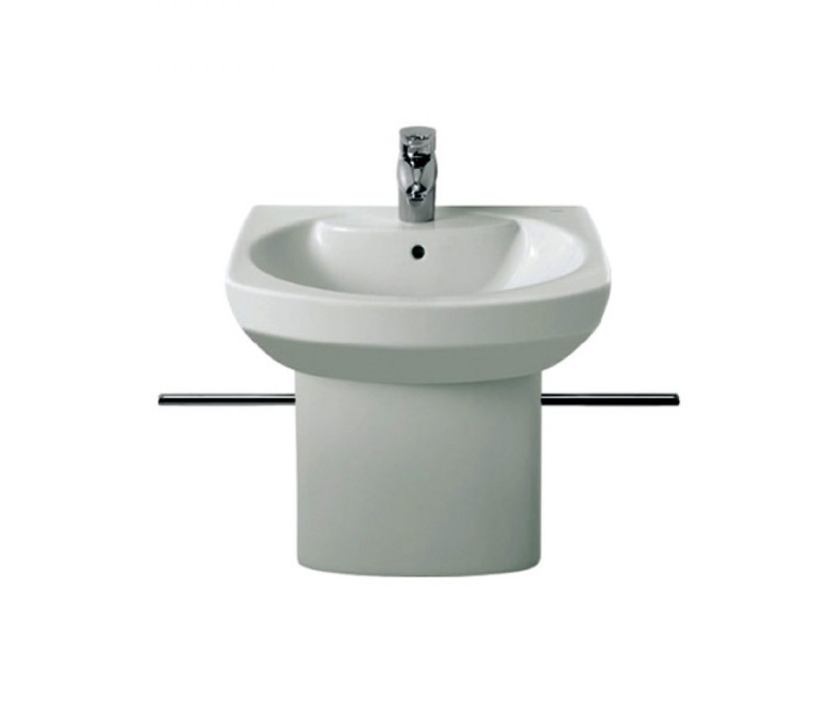 roca senso compact 550mm hand washbasin - Roca Wash Basin
