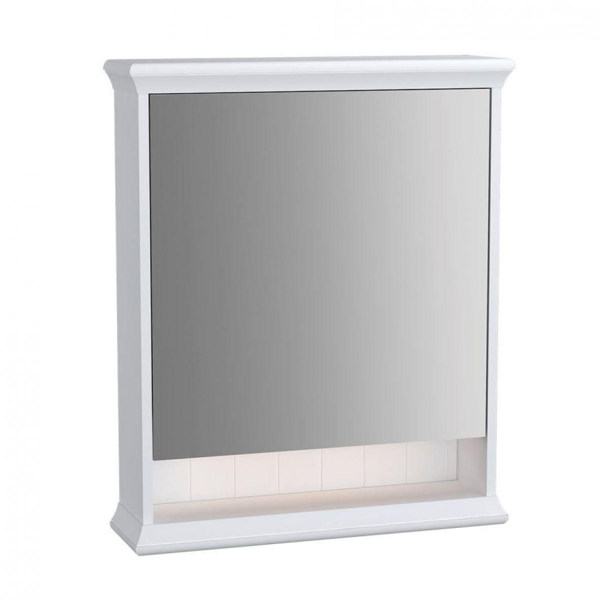 Valarte 1 Door Bathroom Mirror Cabinet