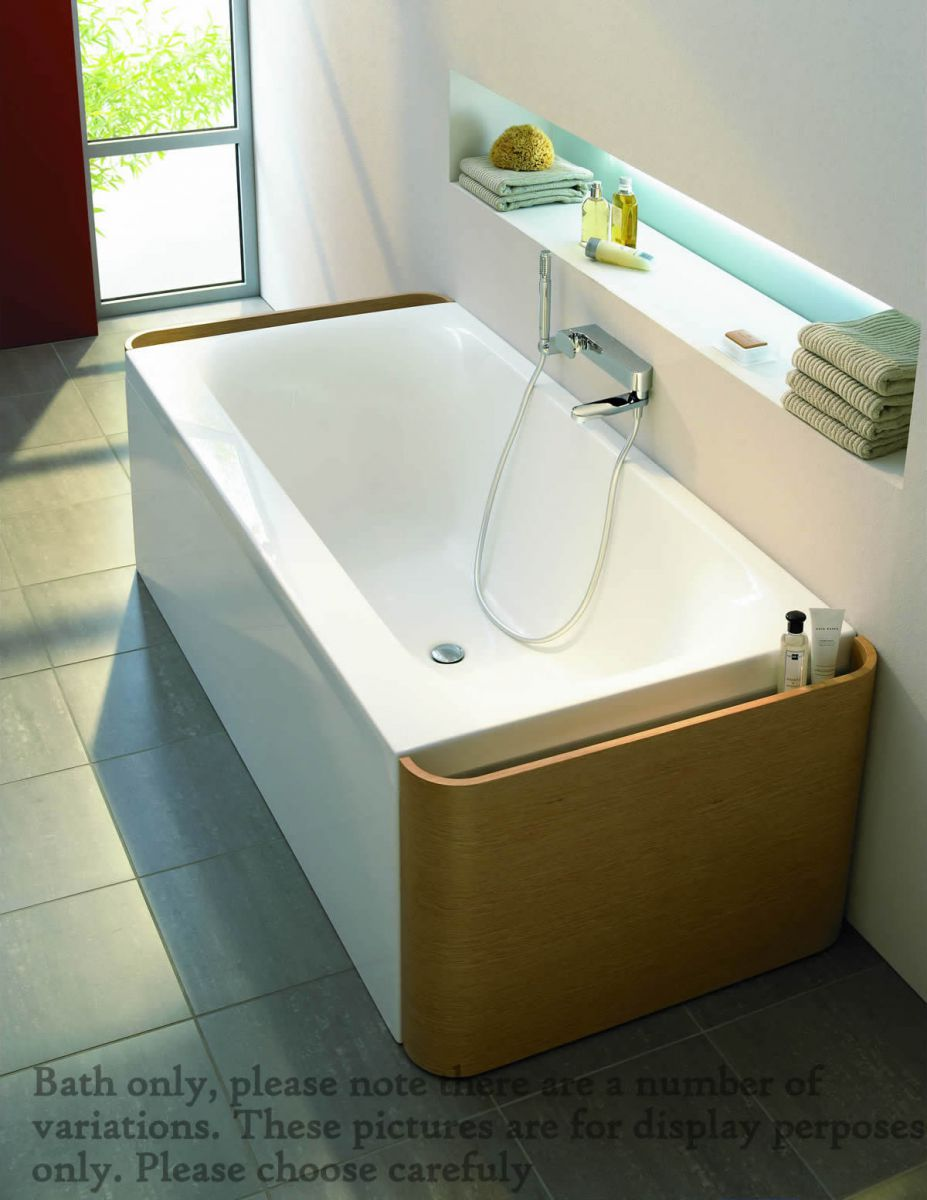 Ideal Standard Moments Rectangular Designer Bath Uk