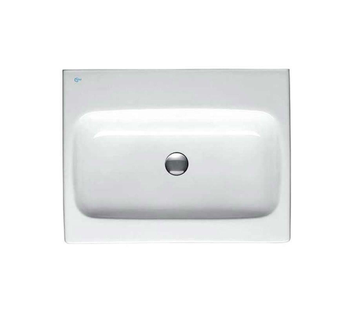 ideal standard simplyu dynamic 800mm basin uk bathrooms. Black Bedroom Furniture Sets. Home Design Ideas