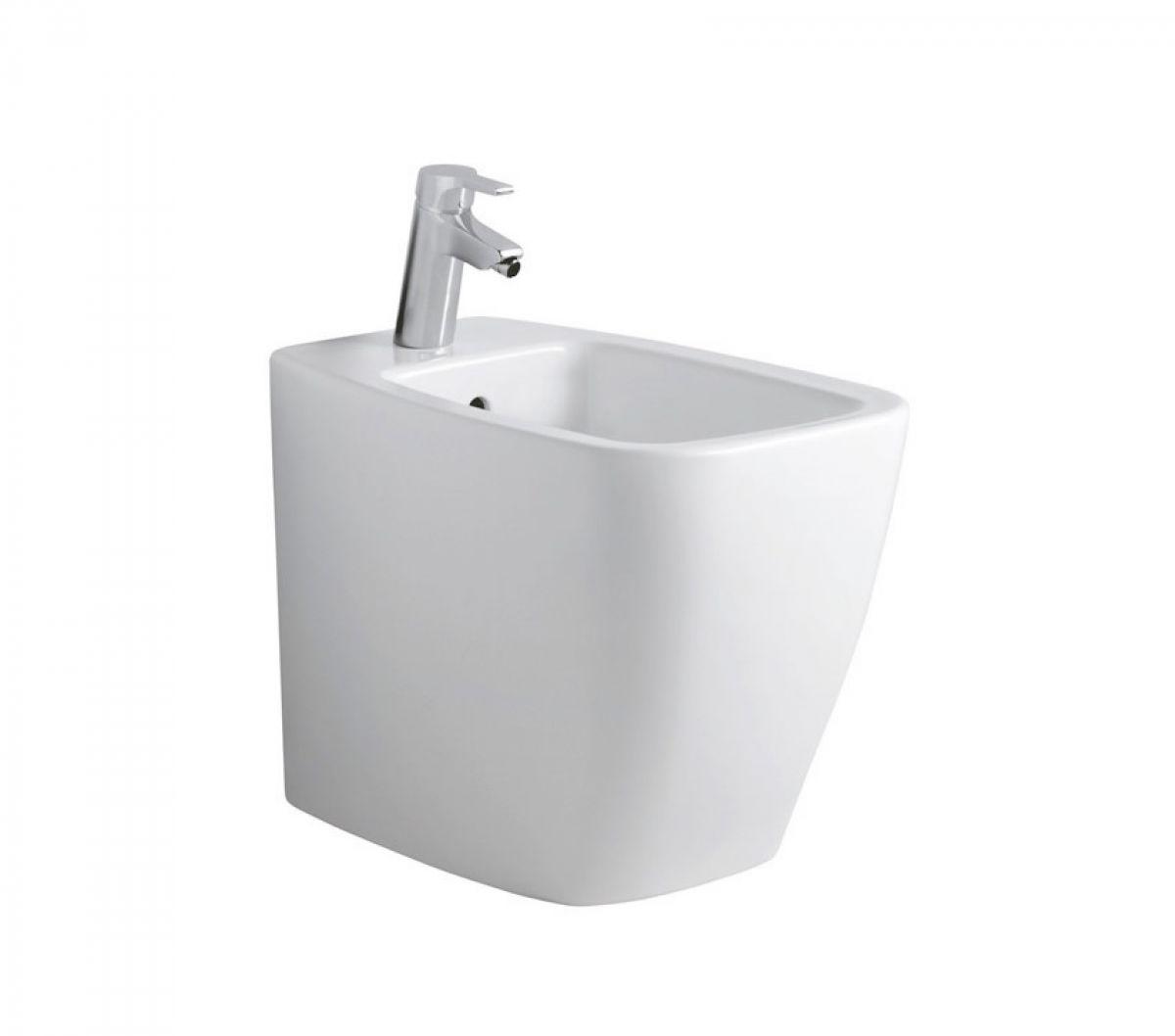 Ideal standard ventuno freestanding bidet uk bathrooms for Bidet ideal standard