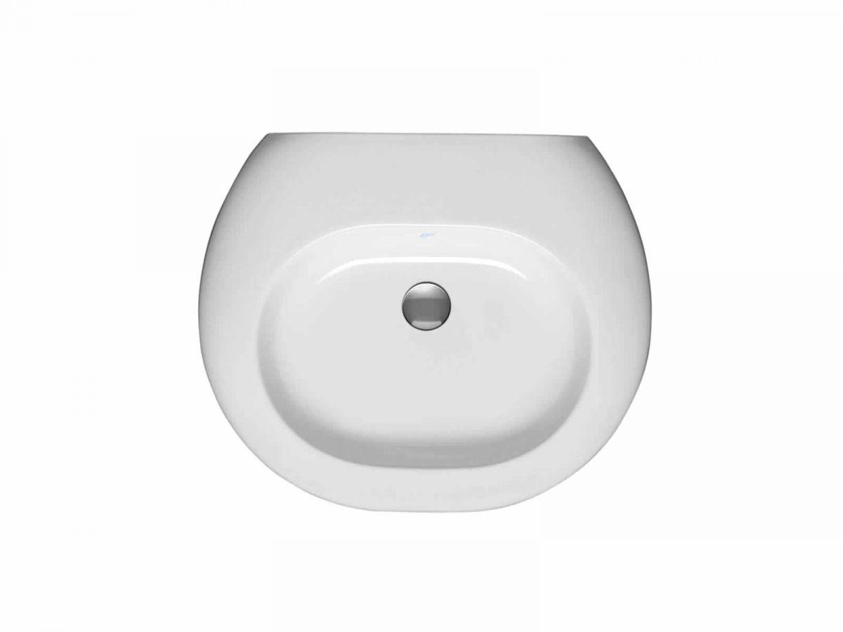 ideal standard simplyu natural 600mm basin ukbathrooms. Black Bedroom Furniture Sets. Home Design Ideas