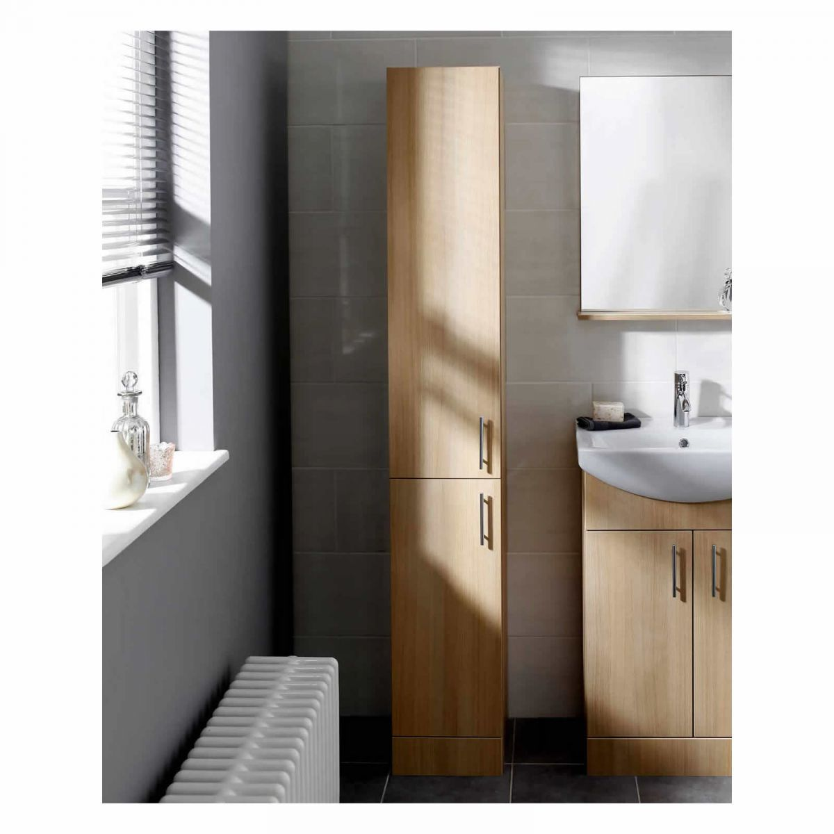 Noble Primo 300mm Tall Storage Unit