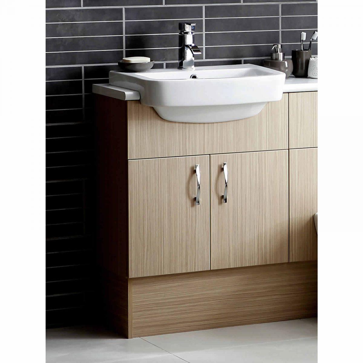 noble dueto slimline washbasin unit uk bathrooms