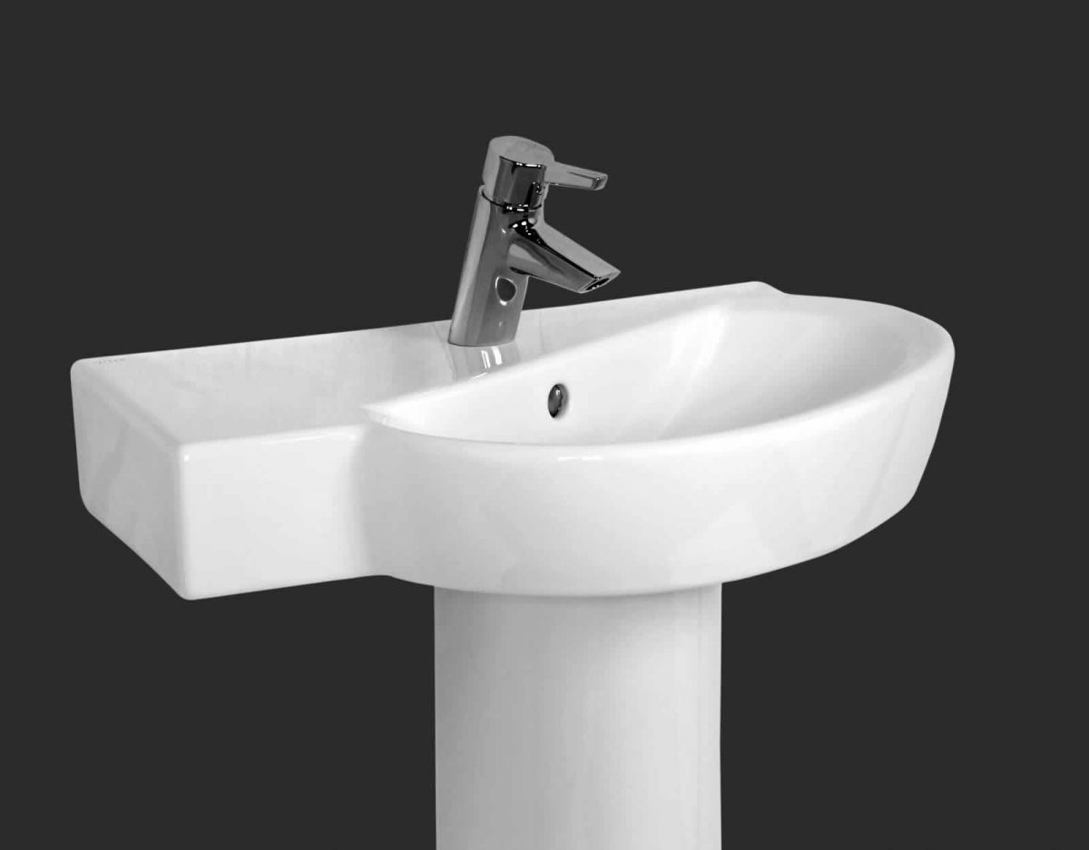 Corner Basin : ... offset corner basin home bathrooms basins and sinks corner basins
