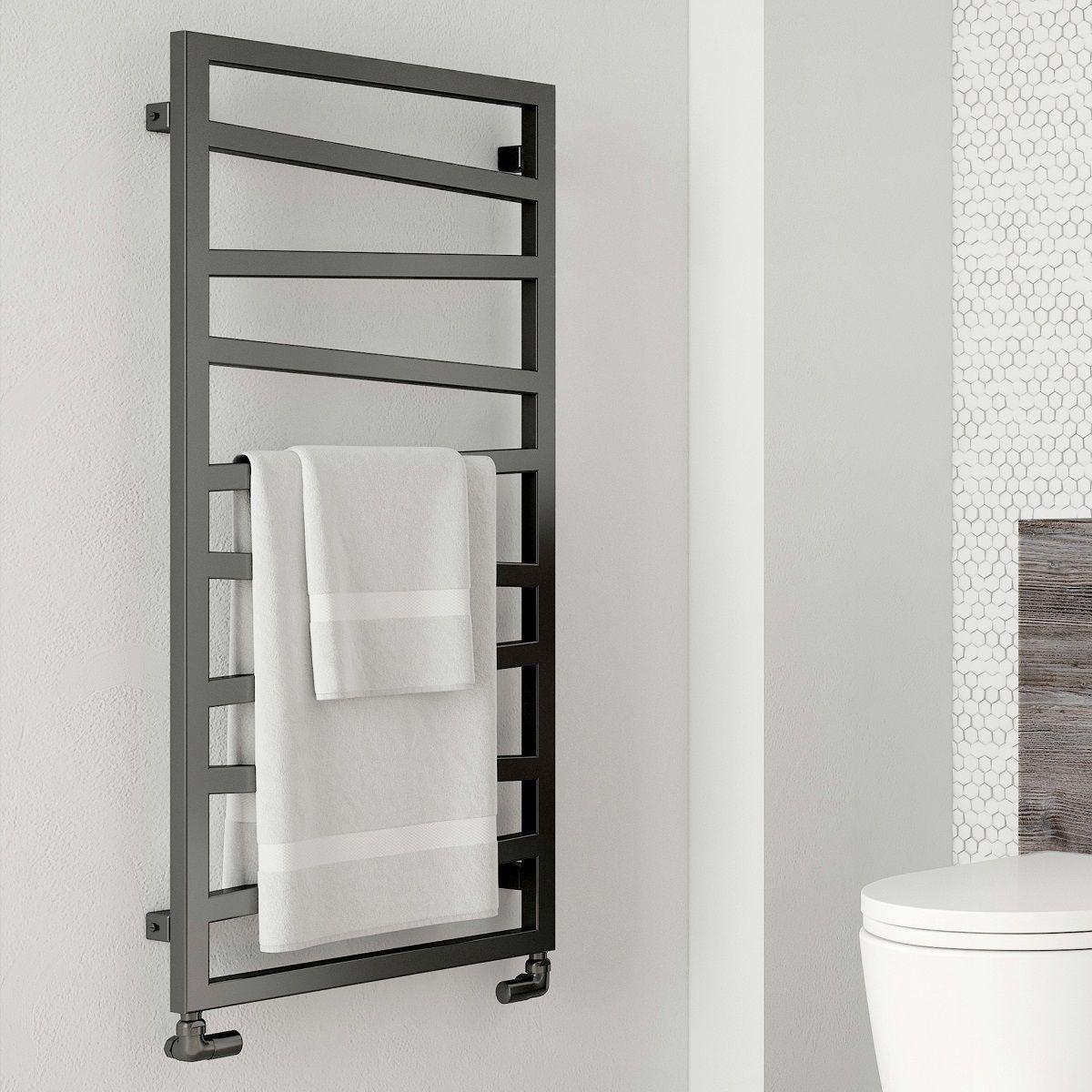 Crosswater Wedge Towel Warmer
