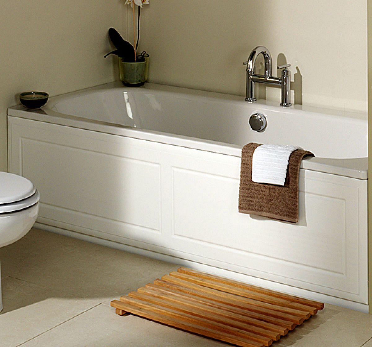 Roper Rhodes Valencia Bath Panel : UK Bathrooms