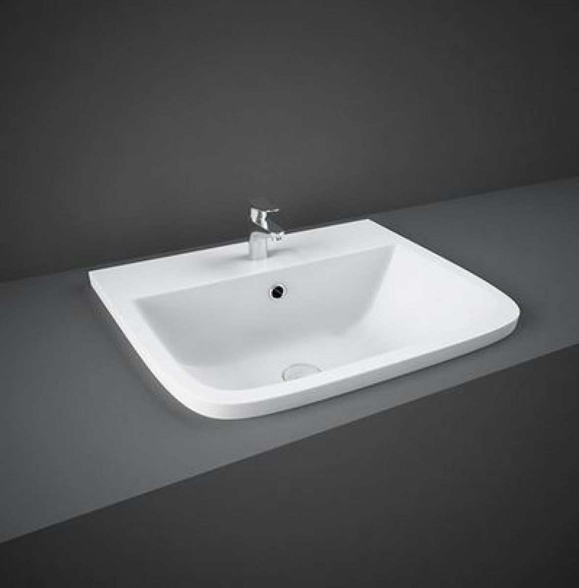 RAK Series 600 Inset Vanity Basin