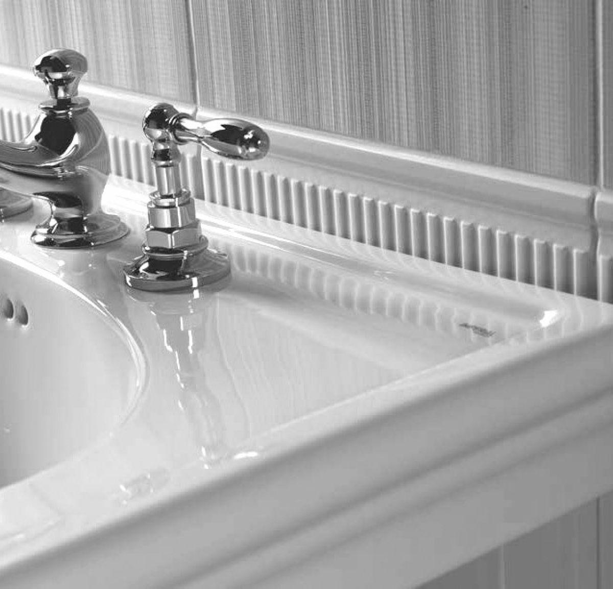 Imperial Bathrooms Edwardian Dado Vert Tile UK Bathrooms