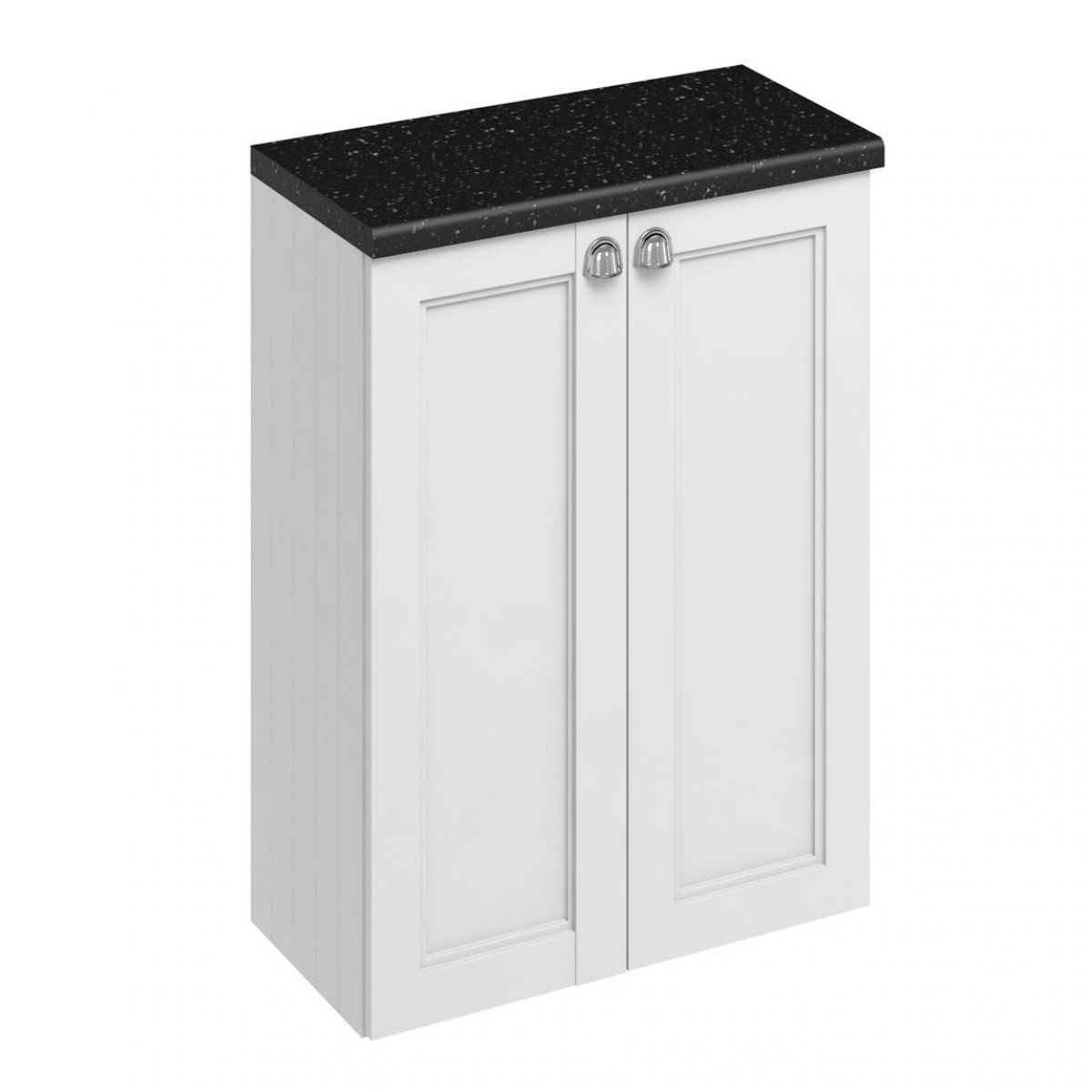 Burlington Fitted Furniture 60cm 2 Door Bathroom Cupboard