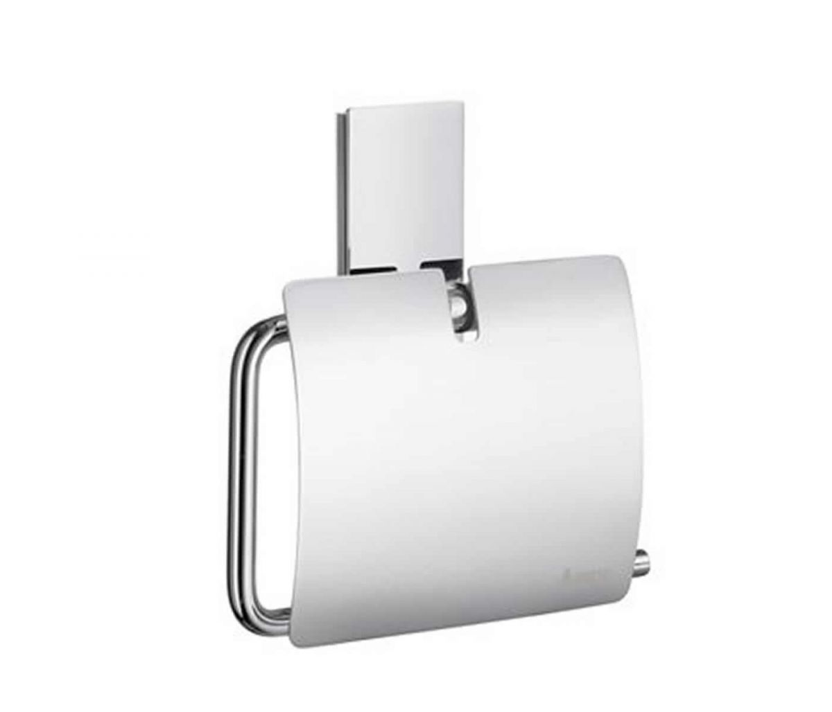 Smedbo pool toilet roll holder with lid zk3414 uk bathrooms for Bathroom accessories toilet roll holder