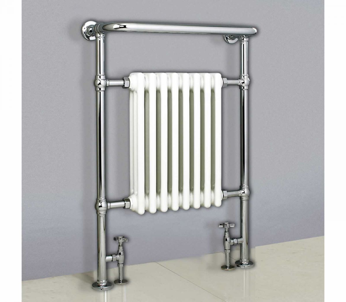 Phoenix York Traditional Bathroom Radiator Uk Bathrooms