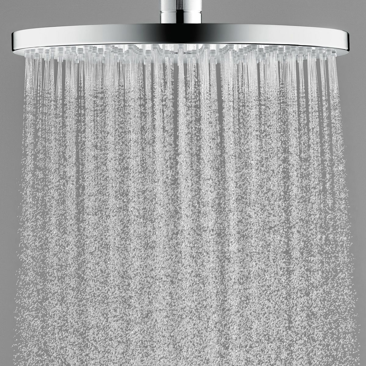 Hansgrohe Raindance Select S 2jet Overhead Shower With Ceiling Connector