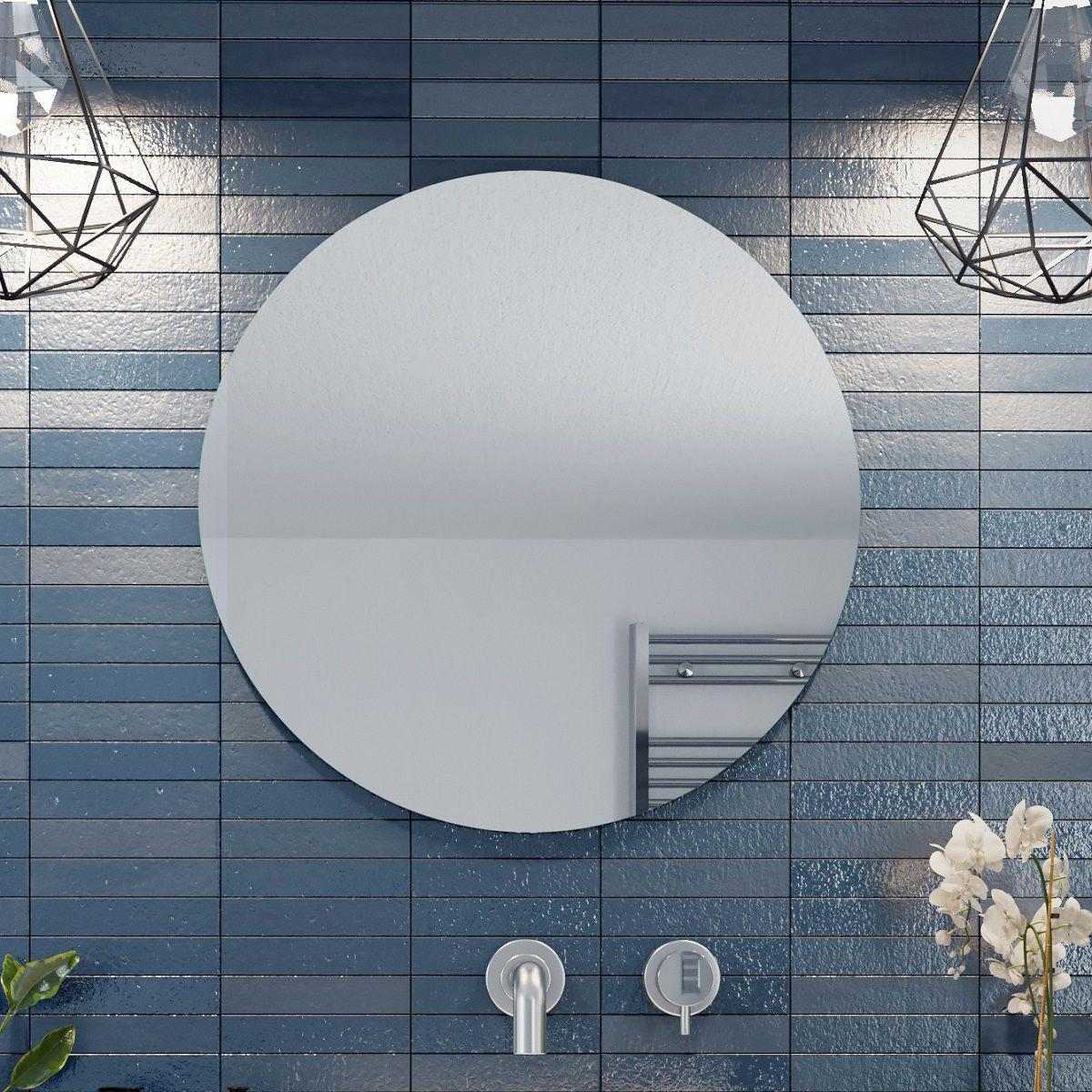 Crosswater Infinity Round Mirror - IF5050