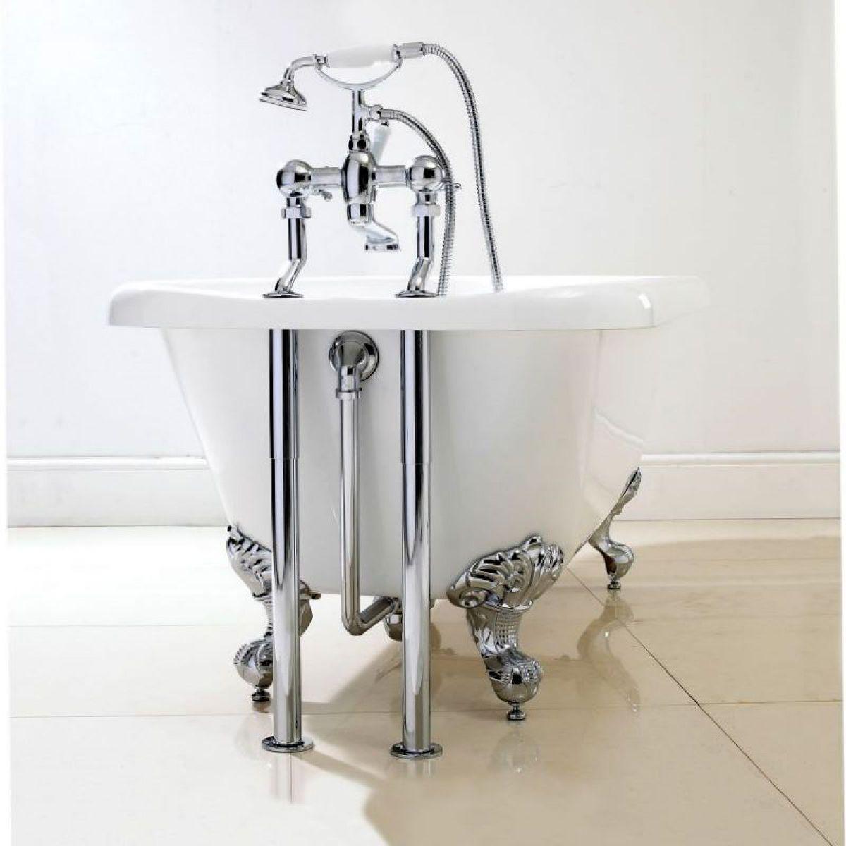 Phoenix HF Series Roll Top Bath Pack UK Bathrooms