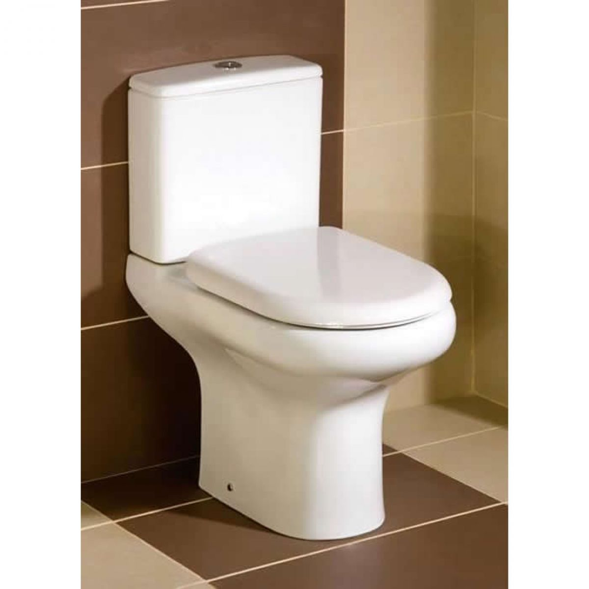 rak compact close coupled toilet uk bathrooms. Black Bedroom Furniture Sets. Home Design Ideas