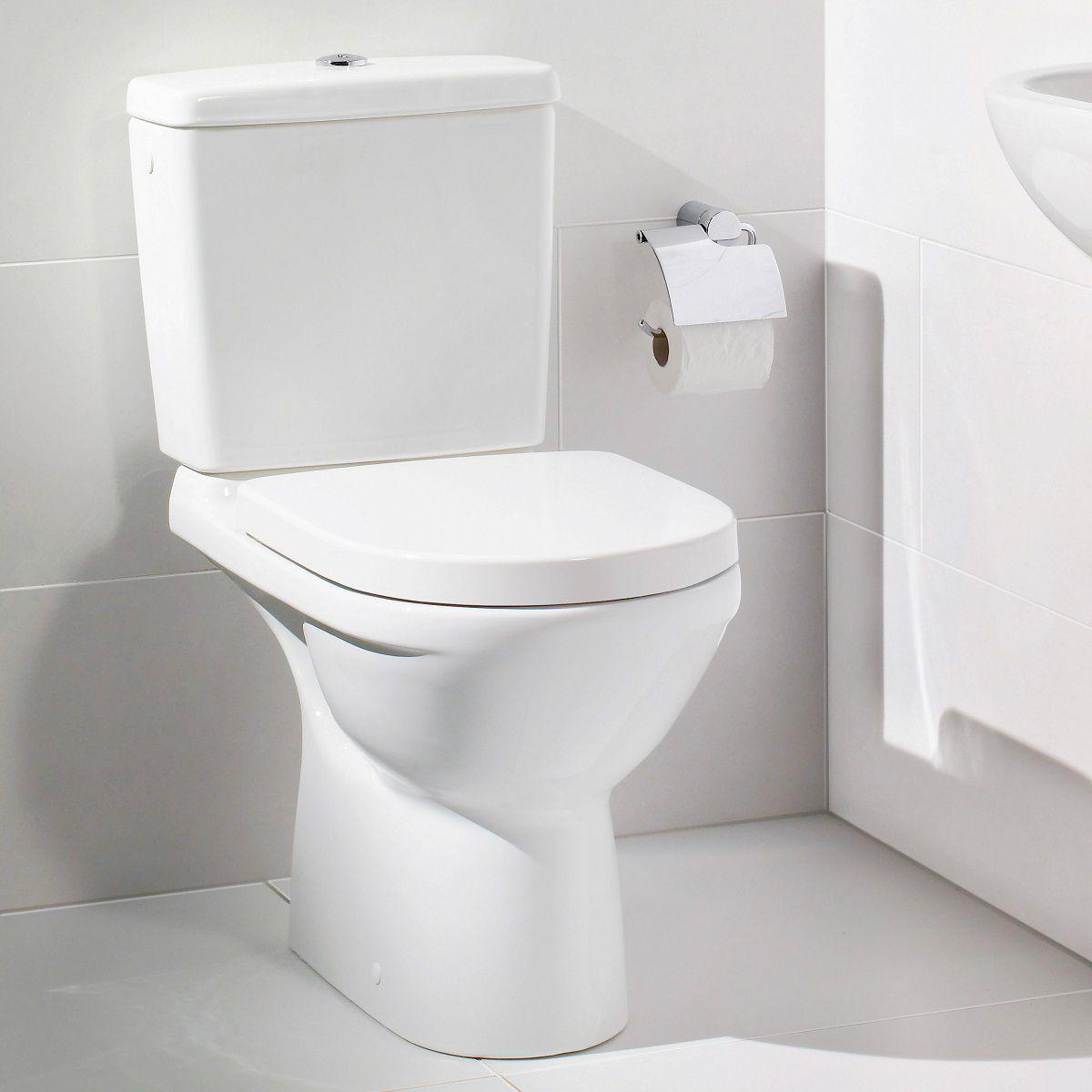 Villeroy and Boch O.Novo Rimless Close Coupled WC
