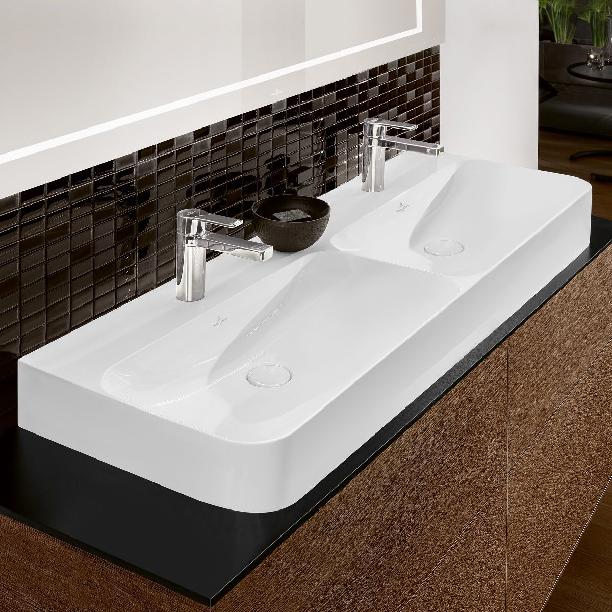 Boch Finion Double Bathroom Sink