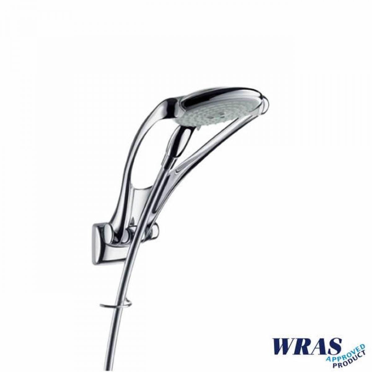 hansgrohe raindance air allrounder shower set uk bathrooms. Black Bedroom Furniture Sets. Home Design Ideas