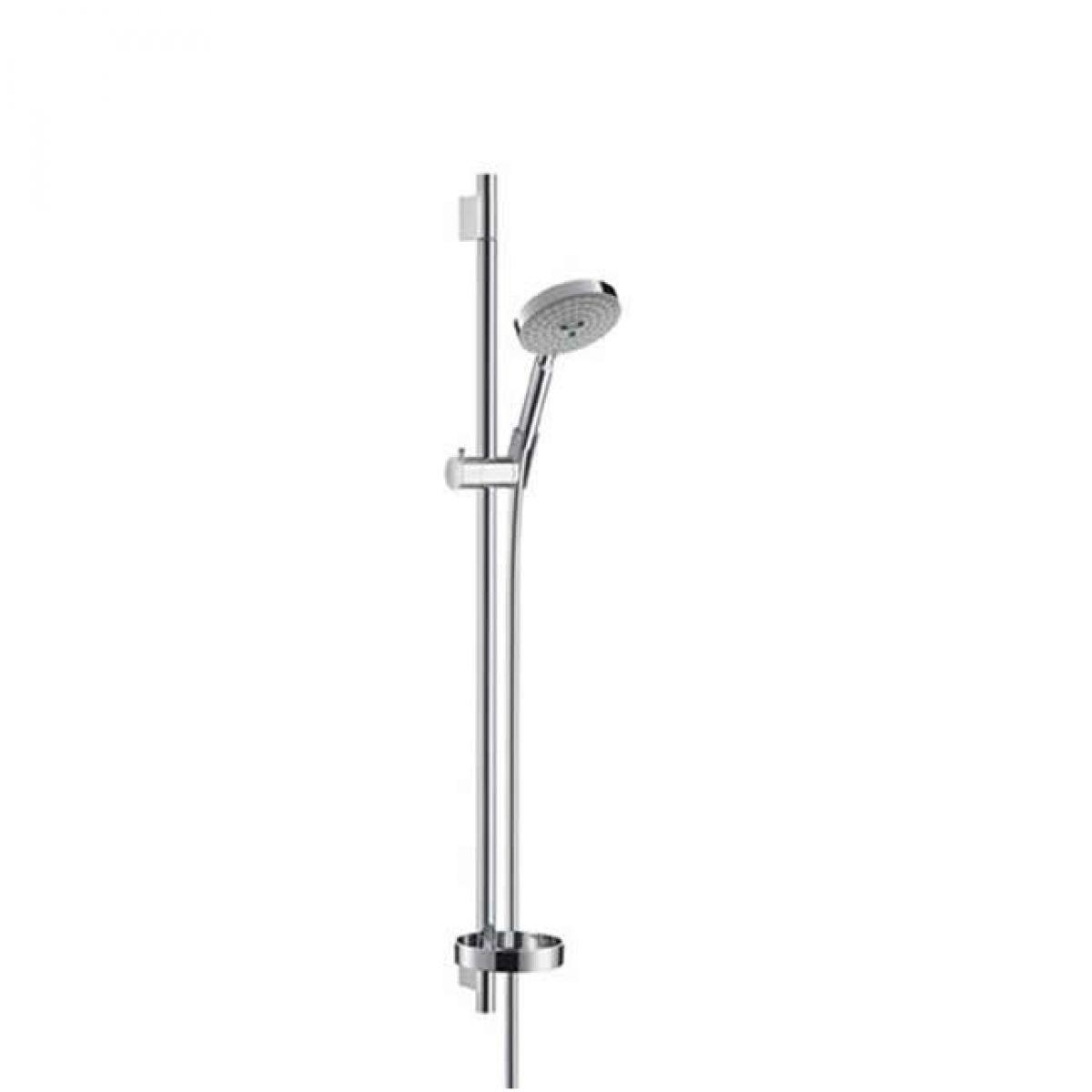 hansgrohe raindance s 150 air 3jet unica 39 s puro set uk bathrooms. Black Bedroom Furniture Sets. Home Design Ideas